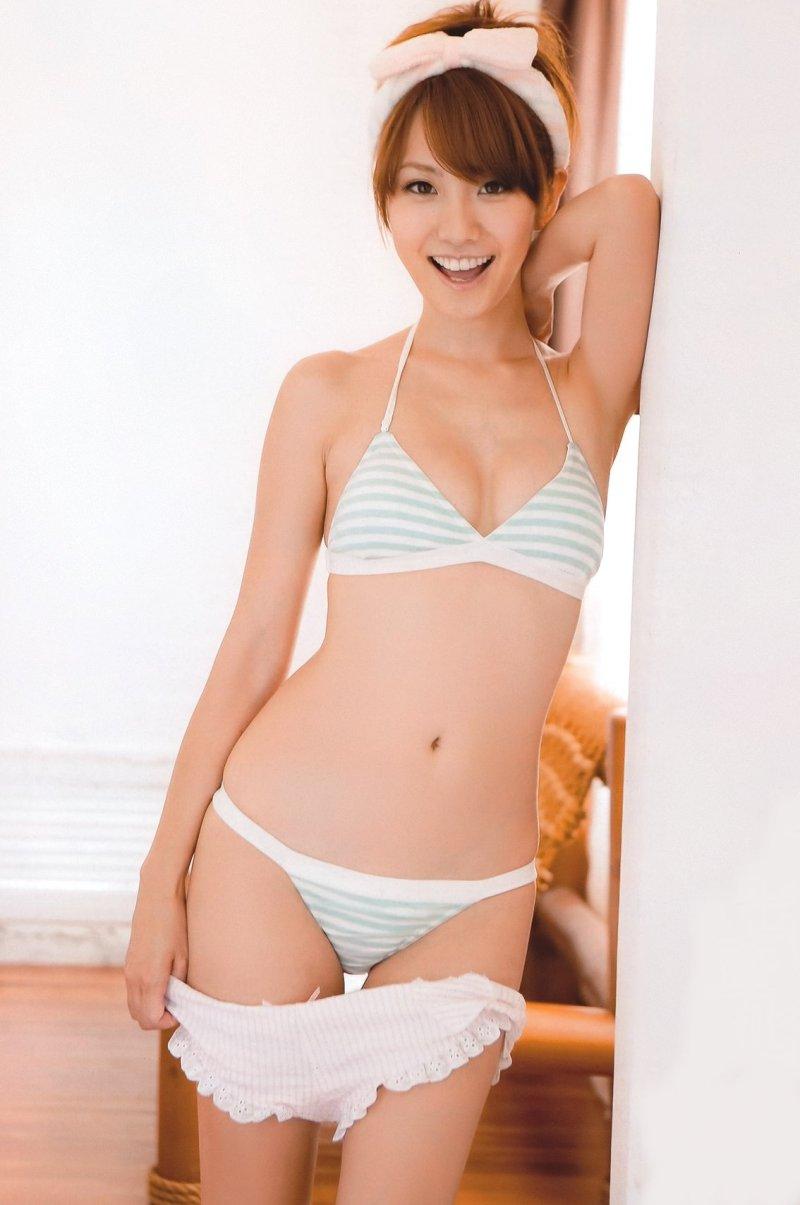 2 sexy japanese micro bikini tease - 2 7